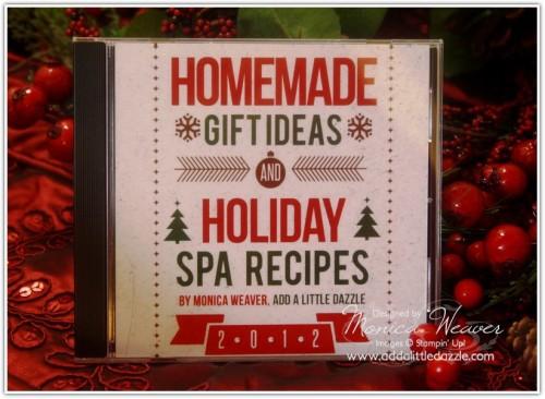 DIY Christmas Gifts Inspiration & CD