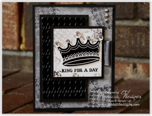 YOU RULE METAL EMBOSSED MASCULINE CARD2