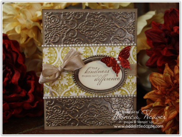 All Occasions Card: Sycamore Street Designer Series Paper