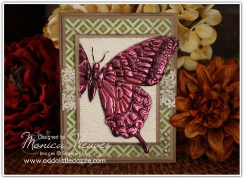 All Occasions Card: Swallowtail Stamp Set