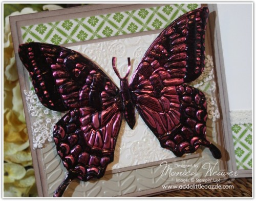 Accordion Card using Swallowtail Stamp Set