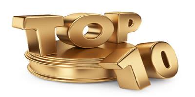 top 10 200