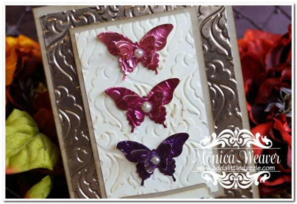 Moxie Fab World Tuesday Trigger: Ombre Butterflies