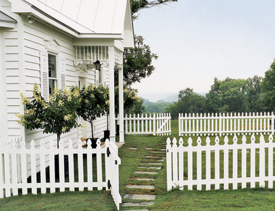 Does Your World Have a White Picket Fence?
