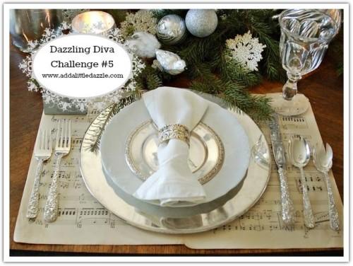 Dazzling Diva Challenge #5