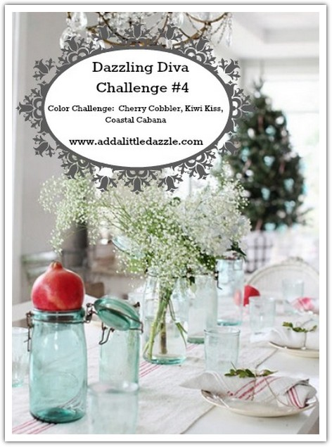 DAZZLING DIVA CHALLENGE #4
