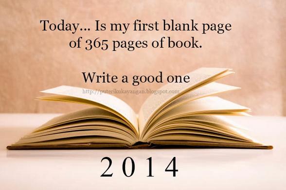 A Fresh Start for 2014