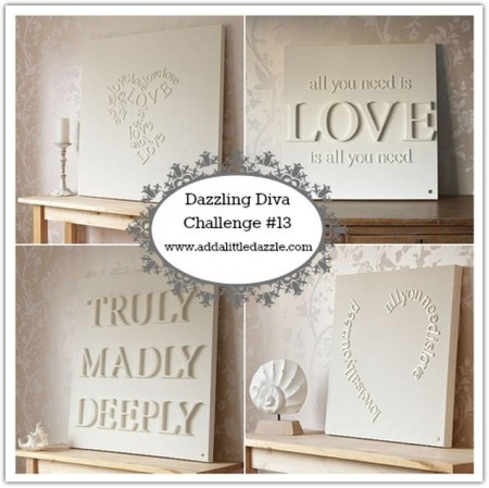 CHALLENGE #13 THEME-CANVAS (FEB 19)