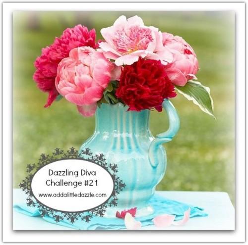 Dazzling Diva Challenge #21-www.addalittledazzle.com