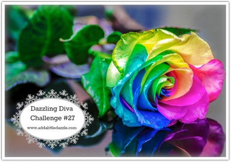 CHALLENGE #27-COLOR (MAY 28TH)