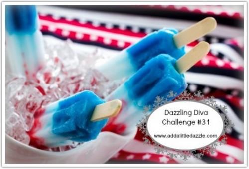 Dazzling Diva Challenge #31-www.addalittledazzle.com