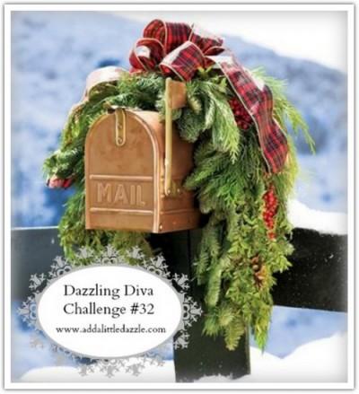 Dazzling Diva Challenge #32-www.addalittledazzle.com