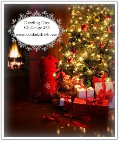 Dazzling Diva Challenge #33-www.addalittledazzle.com