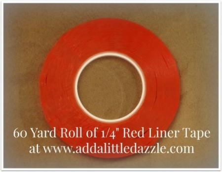 60 yard roll