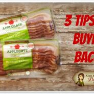 3 Tips for Buying Bacon