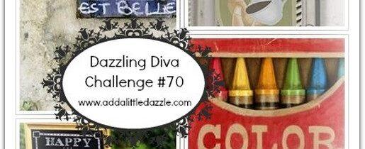Dazzling Diva Challenge #70