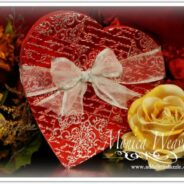 DIY Valentine's Day Inspiration: Chocolate Heart Box