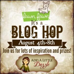 lawn fawn blog hop